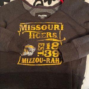 Other - Missouri Tigers sweatshirt SZ 6/6x